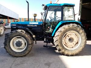 TRACTOR NEW HOLLAND 8340